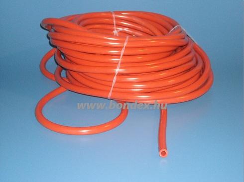 magas hőállóságú gumi cső